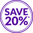 quicklink offer badge save 20